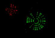 Firework Screensaver