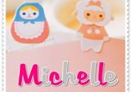 Michelle Rainmeter Skins
