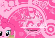 Pinkie pie themepack for windows 7