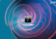 Spiral Logon Screen For Windows 7