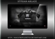 Stygian Windows 7 Logon Screen