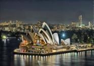 Sydney Screensaver