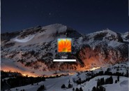 The Himalayas Windows 7 Logon Screen