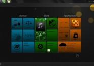 Windows 8 Mix Rainmeter Skins