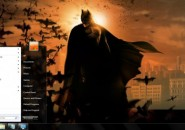 batman dark night rises theme for windows 7