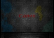canon themepack for windows 7