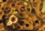 golden cogs themepack for windows 7