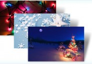 holiday lights themepack for windows 7