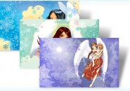 snow angels themepack for windows 7