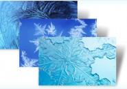 snowflakes themepack for windows 7