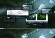 Dark Clear Windows 7 Visual Styles