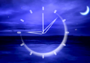 Day Night Clock Screensaver