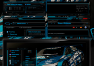 HKS Evo Windows 7 Visual Styles