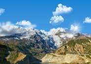Mountains Screensaver