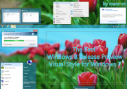 Release Preview Windows 7 Visual Styles