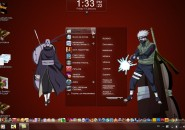 TEMA DE MANGEKYO SHARINGAN Windows 7 Visual Styles