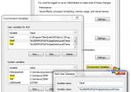 temperory file handling