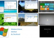 windows 8 Server Skin Pack Windows 7 Visual Styles