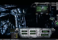 Alien Dark Windows7 Rainmeter Theme