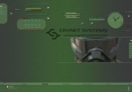 Crysis Windows7 Rainmeter Theme