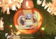 Jingle Bells Windows7 Logon Screen