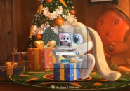 Schnuffel Xmas  Windows 7 Logon Screen