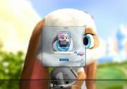 Schnuffelienchen Bunny Windows7 Logon Screen