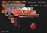 Slide Show Windows7 Rainmeter Theme