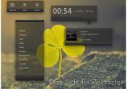 Dark Side Rainmeter Skin