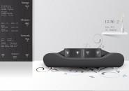 Lounge Windows7 Rainmeter Theme
