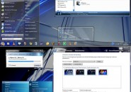 Aero Niche Visual Style Theme for Windows7