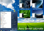Aero Seven Ultimate Visual Style for Windows7