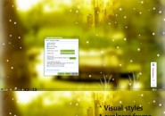 Aerometro Light Visual Styles for Windows7