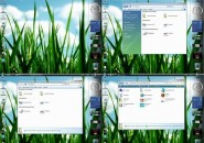 Basic Pack II Visual Style for Windows7