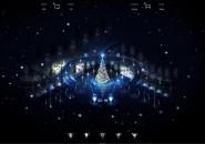 Christmas SPL Rainmeter Theme