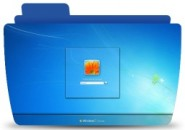 Colorful Icon Logon Screen for Windows7