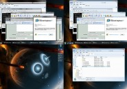 Cosmos visual Style Theme for Windows7