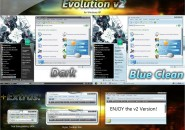 Evolution V2 Visual Style Theme for Windows7