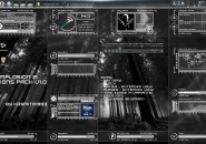 Implosion 2 Rainmeter Theme for Windows7