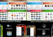 Longhorn Visual Style for Windows7
