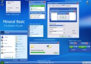Mineral basic Visual Style for Windows7