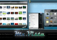 Mx Visual Style Theme for Win7