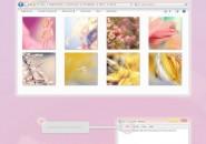 Pastelia Visual Style Theme for Windows7