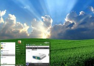 Platinum visual Style Theme for Windows7