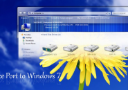 Seven Breeze Visual Style Theme for Windows7