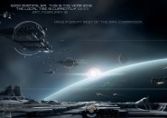 Spaceship Rainmeter Theme for Windows7