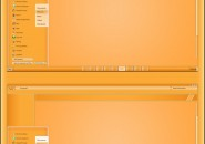 Splash Visual Style for Windows7