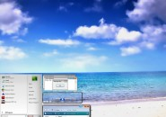 Summer Visual Style Theme for Windows7