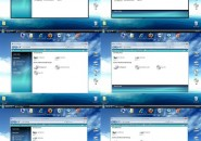 Surf Reloaded Visual Style Theme for Windows7
