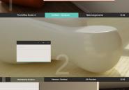 Tri Visual Style Theme for Windows7